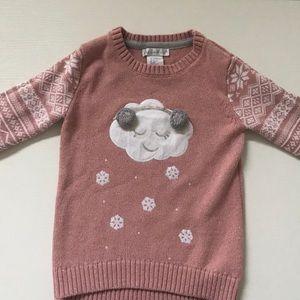 Maggie & Zoe Winter Sweater